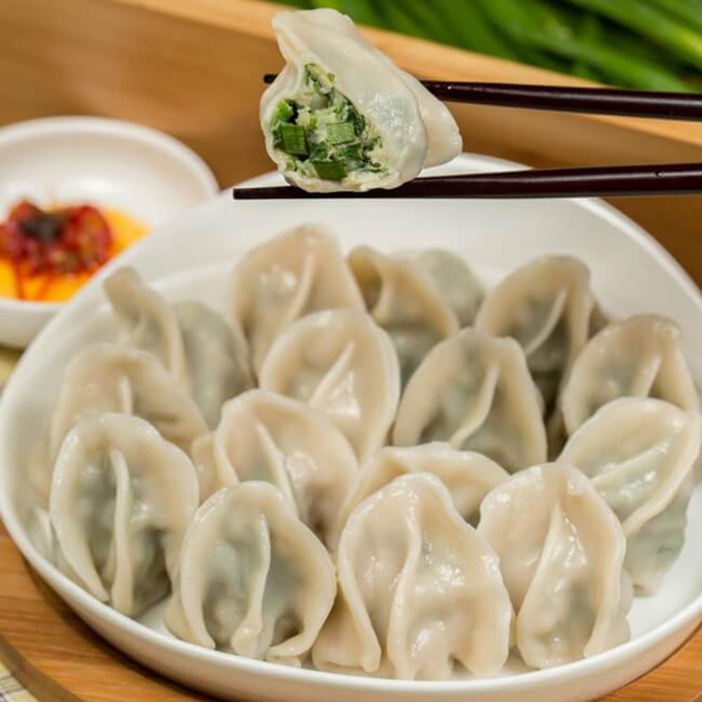 任選跩媽咪手工水餃-韭菜豬肉(720g)