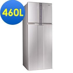 福利品 SAMPO聲寶 460L 2級變頻2門電冰箱 SR-A46D(R6) 紫燦銀