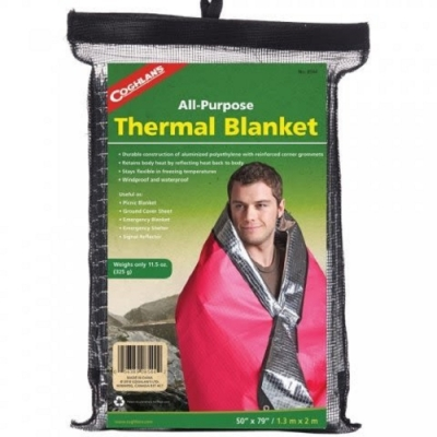 Coghlans #8544 緊急保暖毯