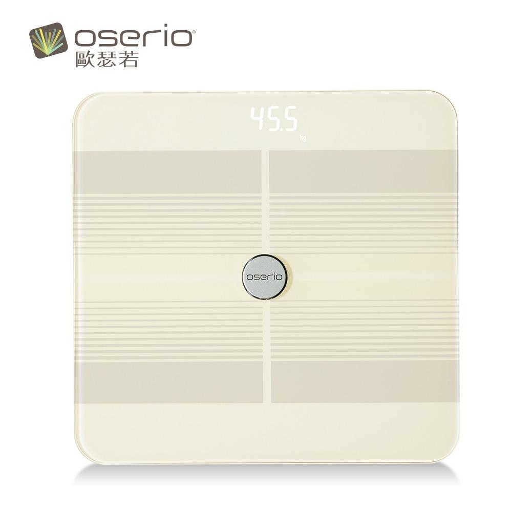 oserio 歐瑟若 無線心率體脂計 FTG-168
