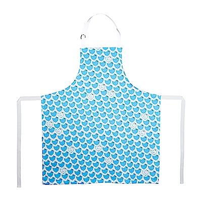 法國 La Cocotte Paris 廚房的美好時光圍裙 Poussin Bleu
