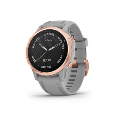 GARMIN Fenix 6s 進階複合式運動GPS腕錶