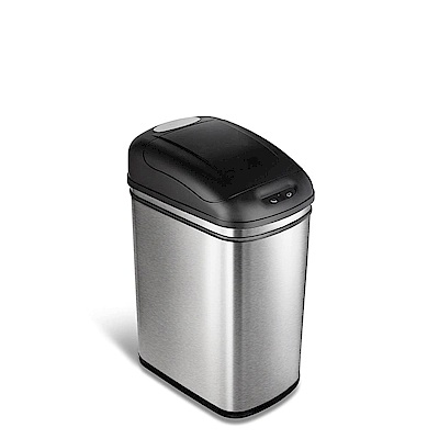 美國NINESTARS時尚不袗感應垃圾桶30L(廚衛系列)