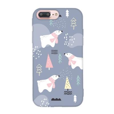 【TOYSELECT】iPhone SE2/7/8 聖誕設計限定手機殼