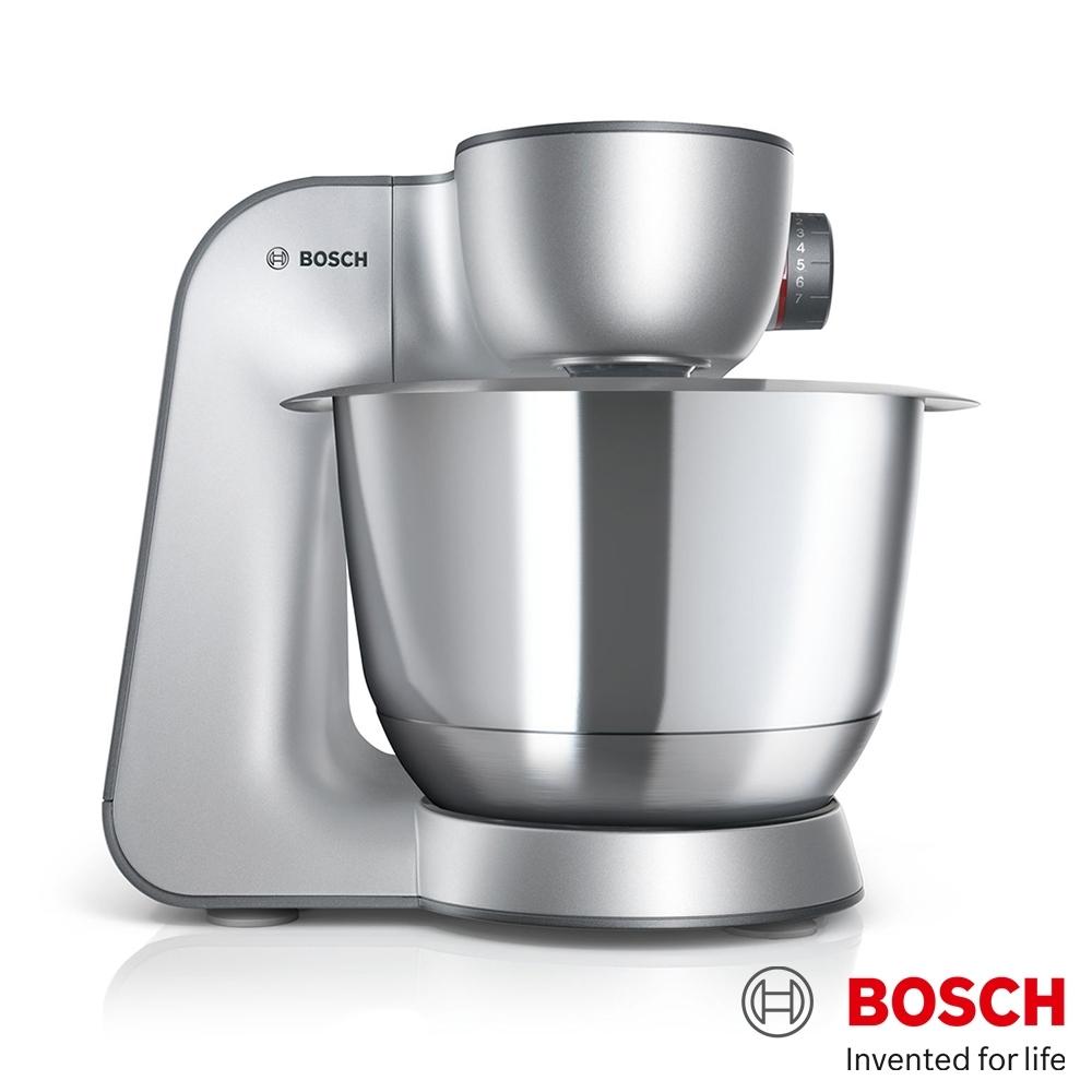 Bosch 精湛萬用廚師機 MUM59340TW 星燦銀