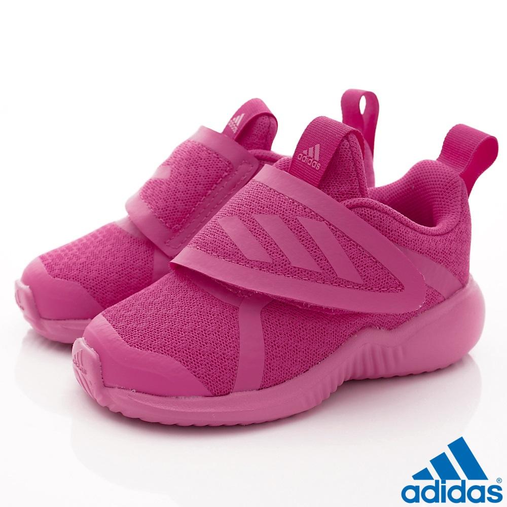 adidas童鞋 超輕量學步鞋款 NI6961桃(寶寶段)