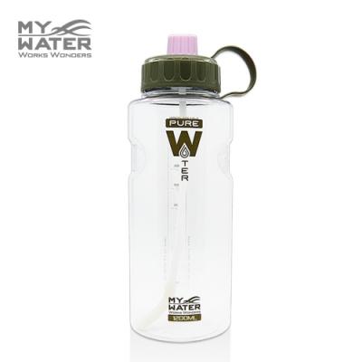 MY WATER 水多多大容量水壺1200ml
