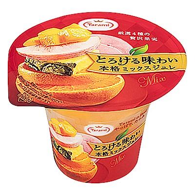TARAMI達樂美 本格果凍-什錦水果(210g)