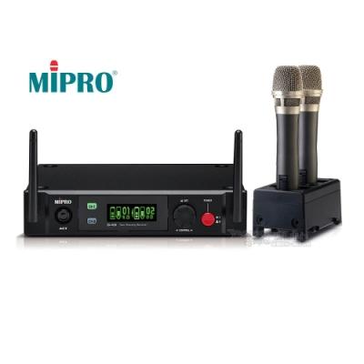 Mipro B-49 充電式專業數位無線麥克風組