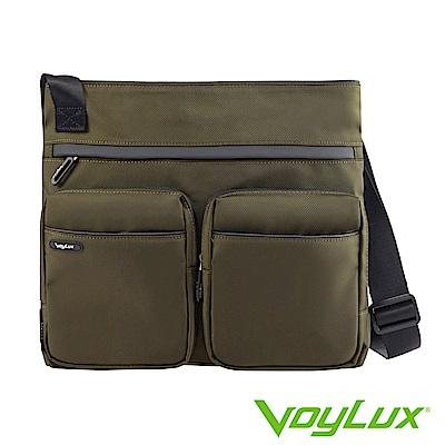VoyLux 伯勒仕-雅士系列-斜背包軍綠色3280513