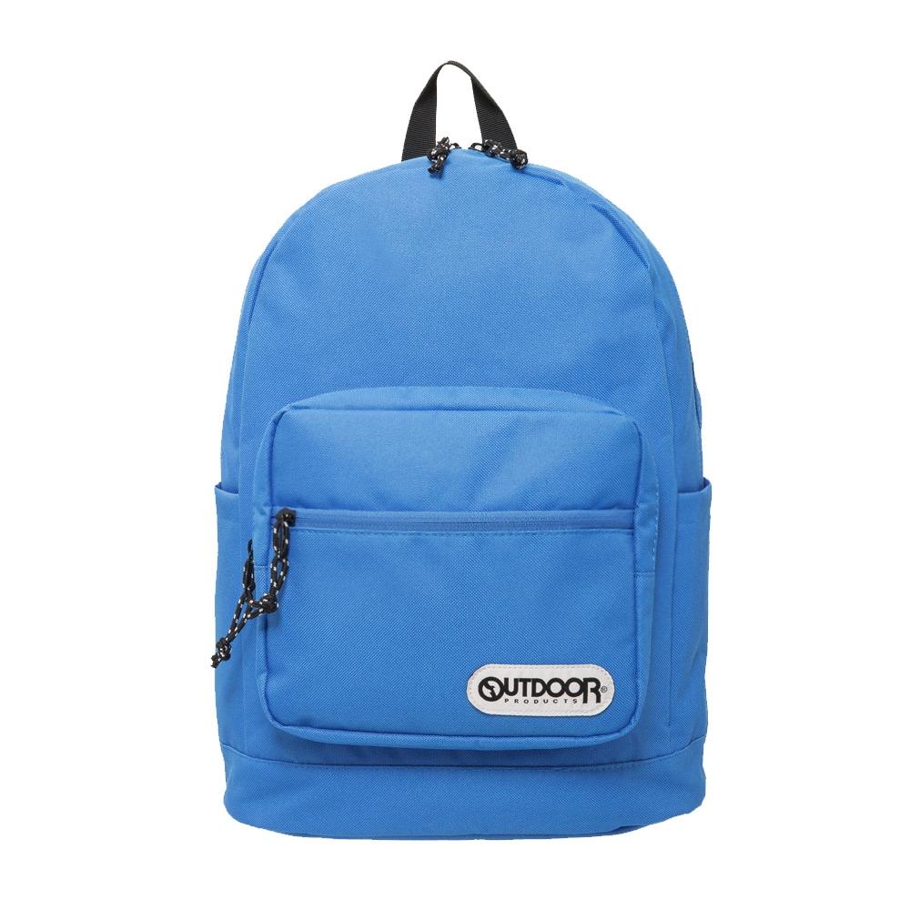 【OUTDOOR】極簡生活3.0-14吋筆電後背包-小-藍色 OD191144BL