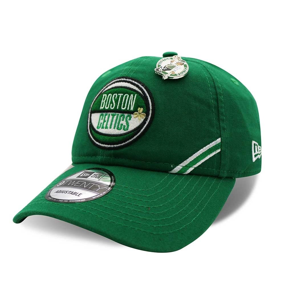 New Era 9TWENTY 920 NBA DRAFT 棒球帽 塞爾提克