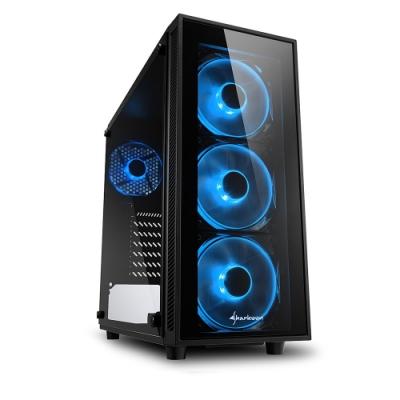 微星B365平台[尊爵騎神]i5-9400F/16G/2T/GTX1660/512G_M2