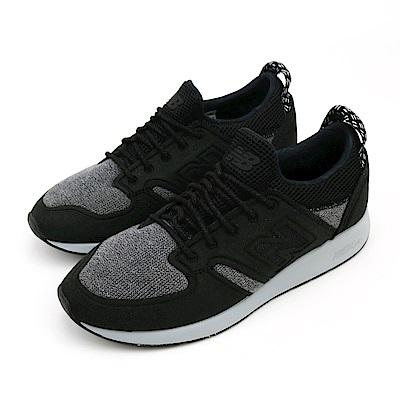 NEW BALANCE-女休閒鞋WRL420ST-D-黑