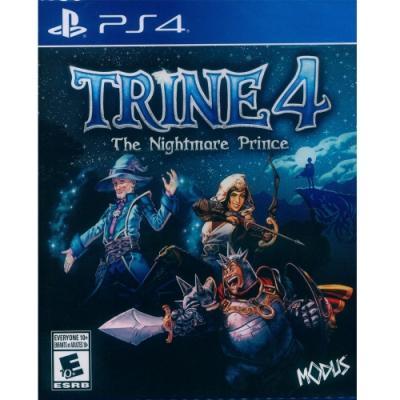 狩魔師 4:惡夢王子 Trine 4 : The Nightmare Prince - PS4 中英文美版