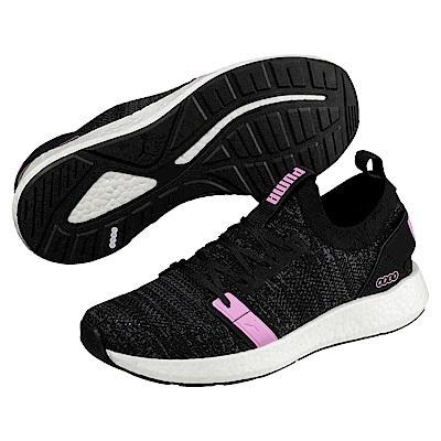 PUMA-NRGY NekoEngineerKnit女慢跑鞋-黑色