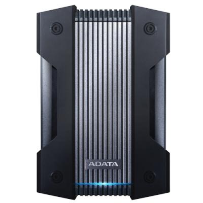ADATA威剛 Durable HD830 4TB(黑) 2.5吋超強軍規防水防震行動硬碟
