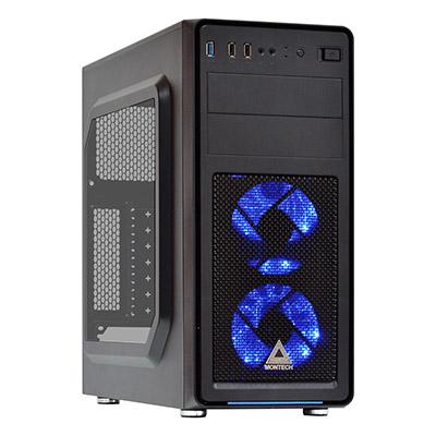 技嘉B450平台[星劍妖狐]AMD雙核效能電腦