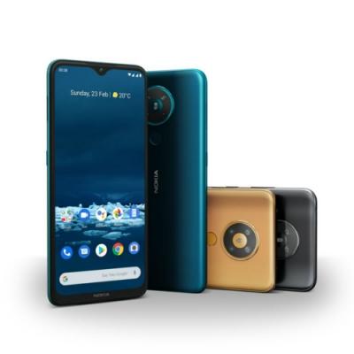 NOKIA 5.3 (6G/64G) 6.55吋四鏡頭智慧手機