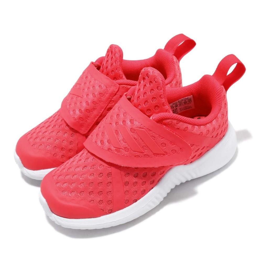 adidas 慢跑鞋 FortaRun 童鞋