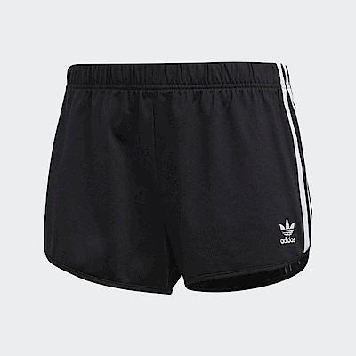 adidas 短褲 3 Stripes Shorts 女款