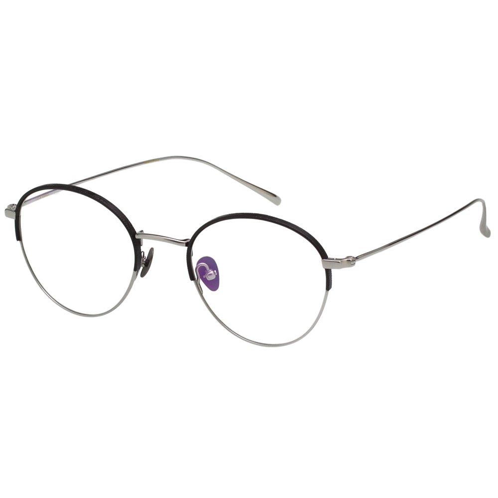 VEDI VERO 復古 光學眼鏡 (黑配銀) @ Y!購物