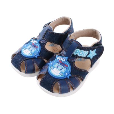 台灣製POLI安寶款寶寶涼鞋 sa91116 魔法Baby