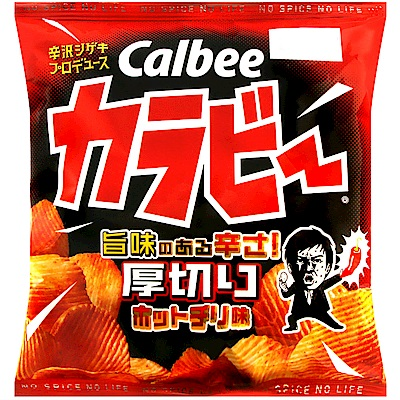 Calbee 厚切香辣薯片(55g)