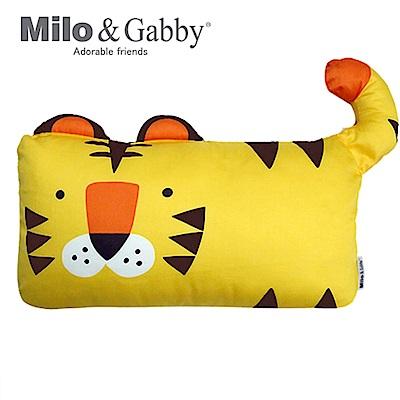 Milo&Gabby 動物好朋友-mini枕頭套(TOM小虎)