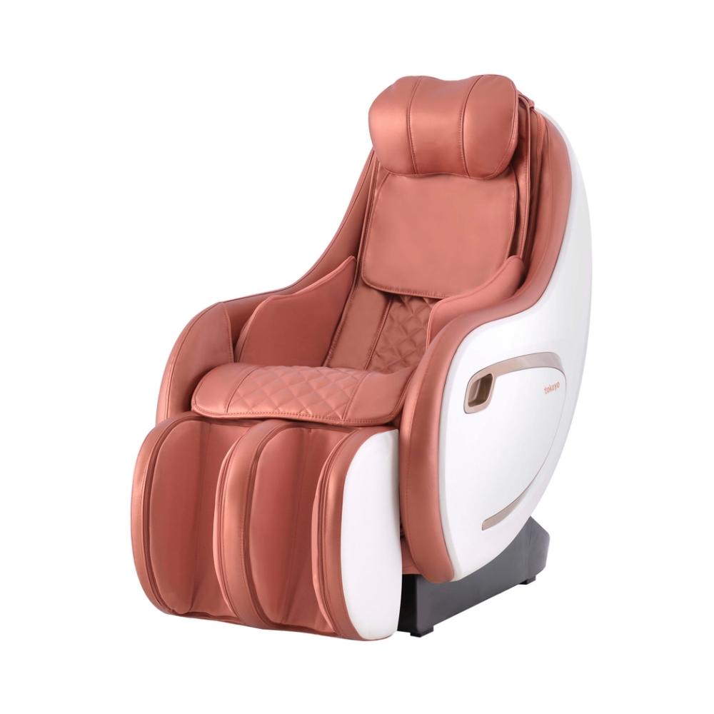 tokuyo Mini 玩美椅PLUS 按摩椅皮革5年保固 TC-292 product image 1