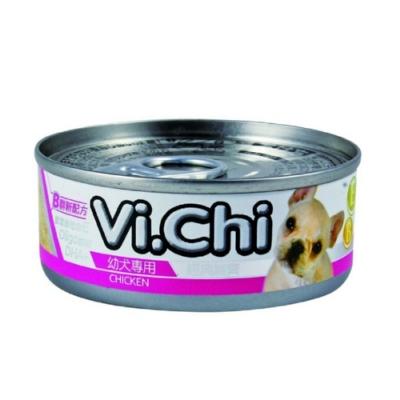 維齊Vi.Chi 《經典 機能狗罐-幼犬專用》80g 24罐組