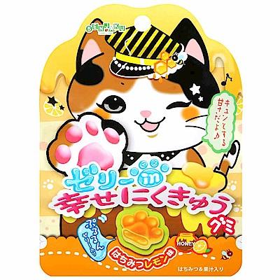扇雀飴 幸福QQ軟糖-蜂蜜檸檬風味(30g)
