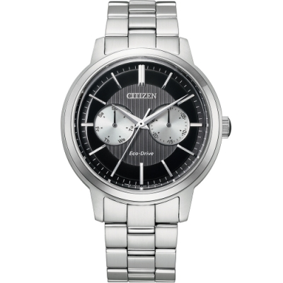 CITIZEN GENTS 城市英雄光動能時尚腕錶(BU4030-91E)39.5mm