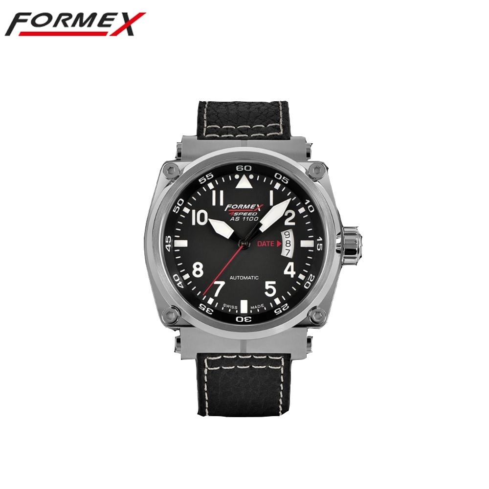 Formex 弗美克斯飛行系列自動錶(黑色)1100.1.7020.213