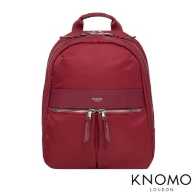 KNOMO 英國 Mini Beauchamp 10吋電腦後背包 -  胭脂紅