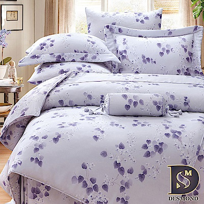 DESMOND岱思夢 雙人 100%天絲兩用被床包組 萊特薇
