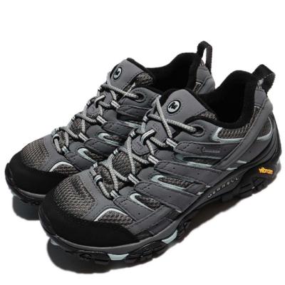 Merrell 戶外鞋 Moab 2 GTX 寬楦 女鞋