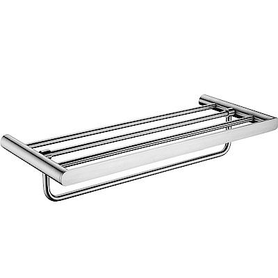BOSS D-13010 304不鏽鋼雙層置物架