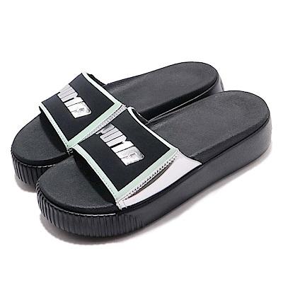 Puma 涼拖鞋 Platform Slide TZ 女鞋