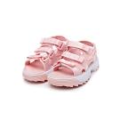 FILA KIDS 中童運動涼鞋-粉 2-S172U-511