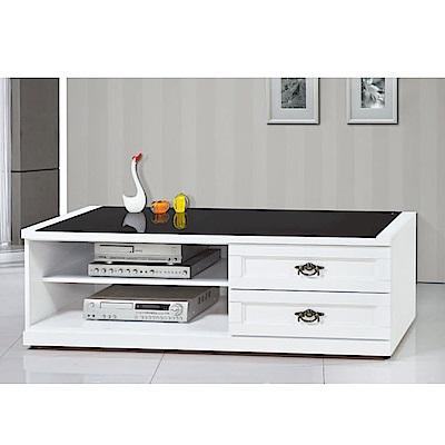 MUNA 羅拉特白色5尺電視櫃 145X52X51cm
