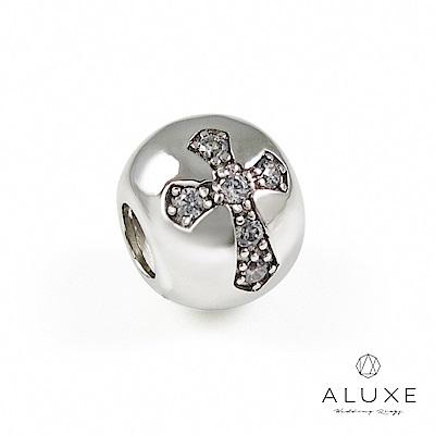 Charming系列 925純銀珠飾- Gothic Cross歌德十字架