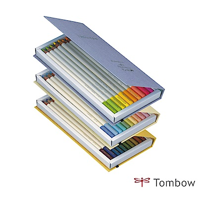TOMBOW IROJITEN 色辭典鉛筆 第三集 (3本共30色)