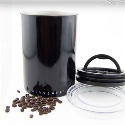 AirScape排氣閥不鏽鋼密封儲物罐(64oz) 共二色