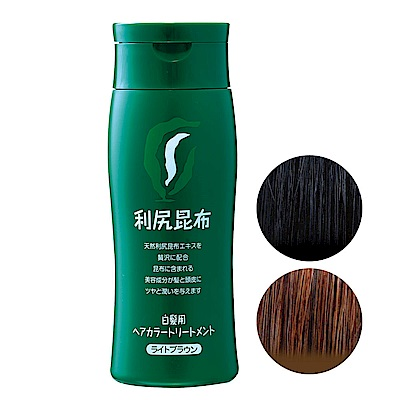 [時時樂限定]Sastty 利尻昆布染髮劑 兩色任選(黑色/咖啡色)