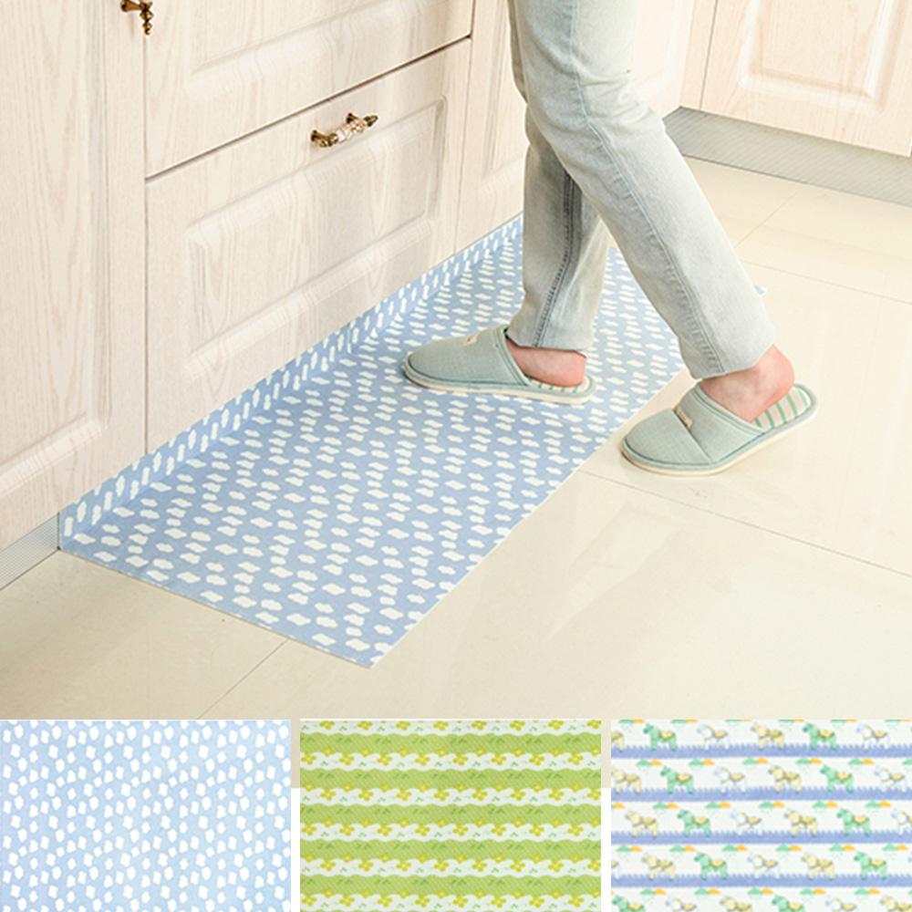 E-dot 廚房拼接自黏防滑墊(3款)