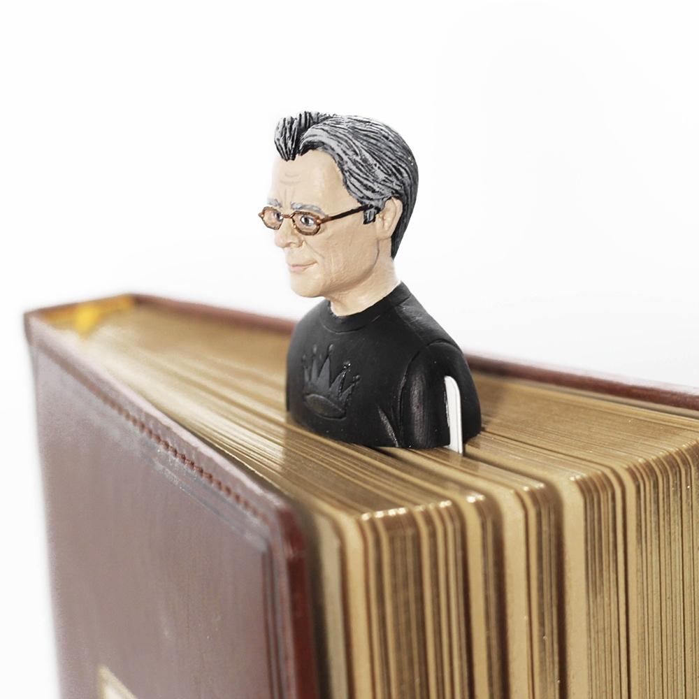 myBookmark手工書籤-小說家史蒂芬金