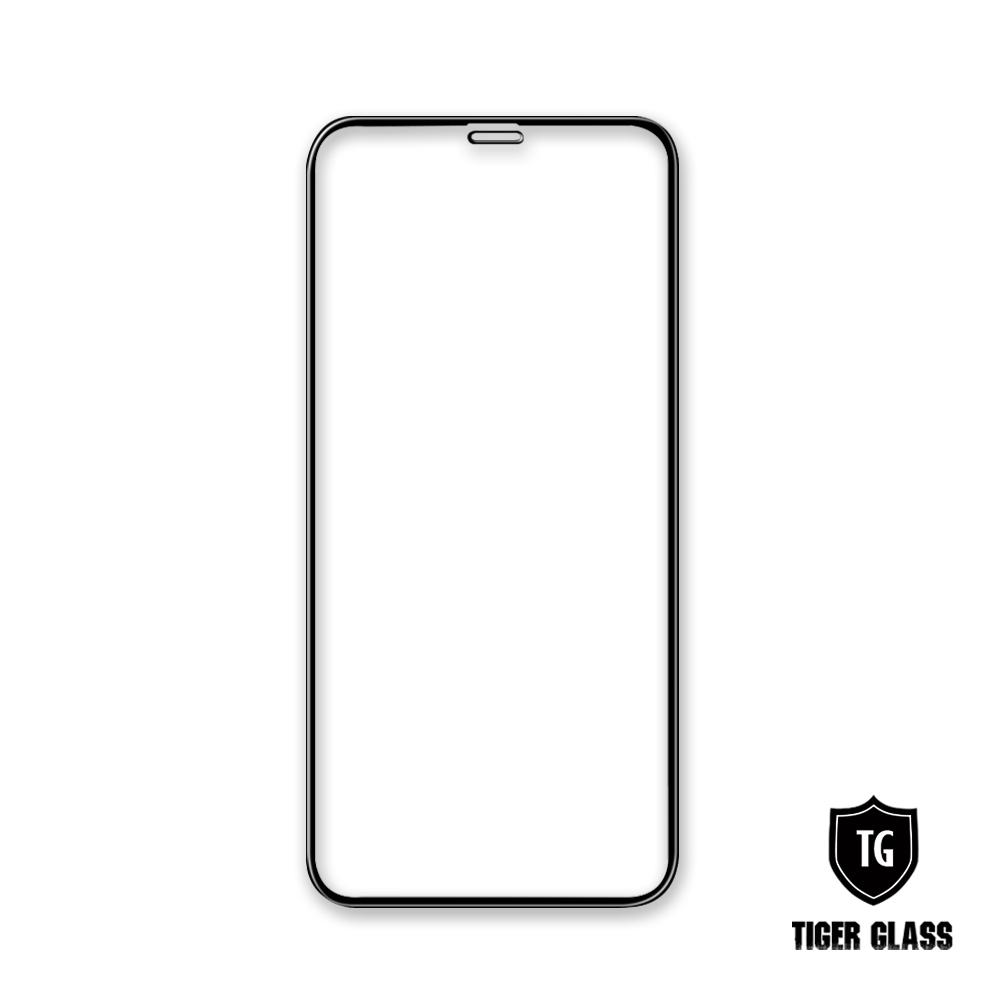 T.G iPhone 11/XR 6.1吋 全包覆滿版鋼化膜手機保護貼(防爆防指紋)