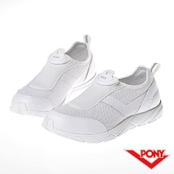 【PONY】AQUA H2O系列-輕便休閒鞋-女性-白