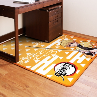 KOIZUMI_鬼滅之刃我妻善逸地毯YDK-209‧幅110cm